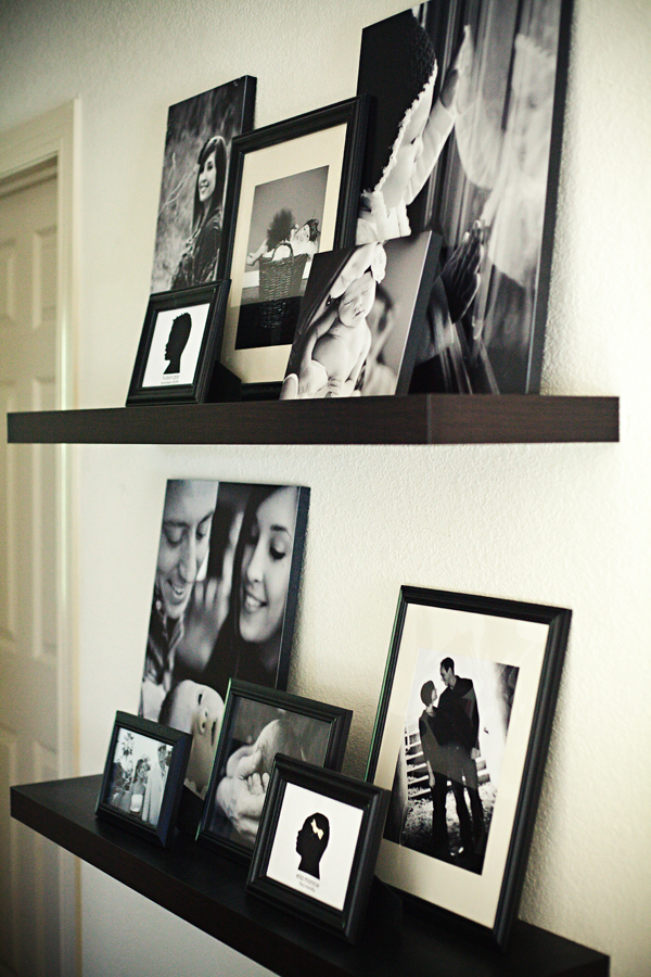 Office jenny collier blog - Shelving for picture frames ...
