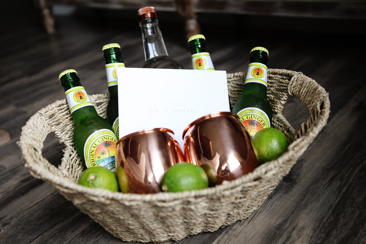 Moscow Mule Gift Basket 187 Jenny Collier Blog