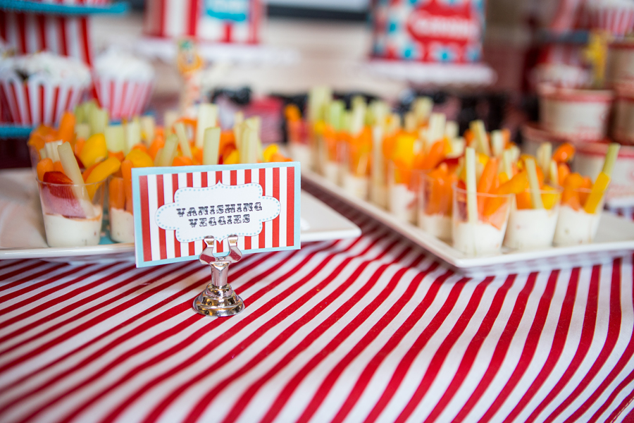 Circus party jenny collier blog - Carnival party menu ...