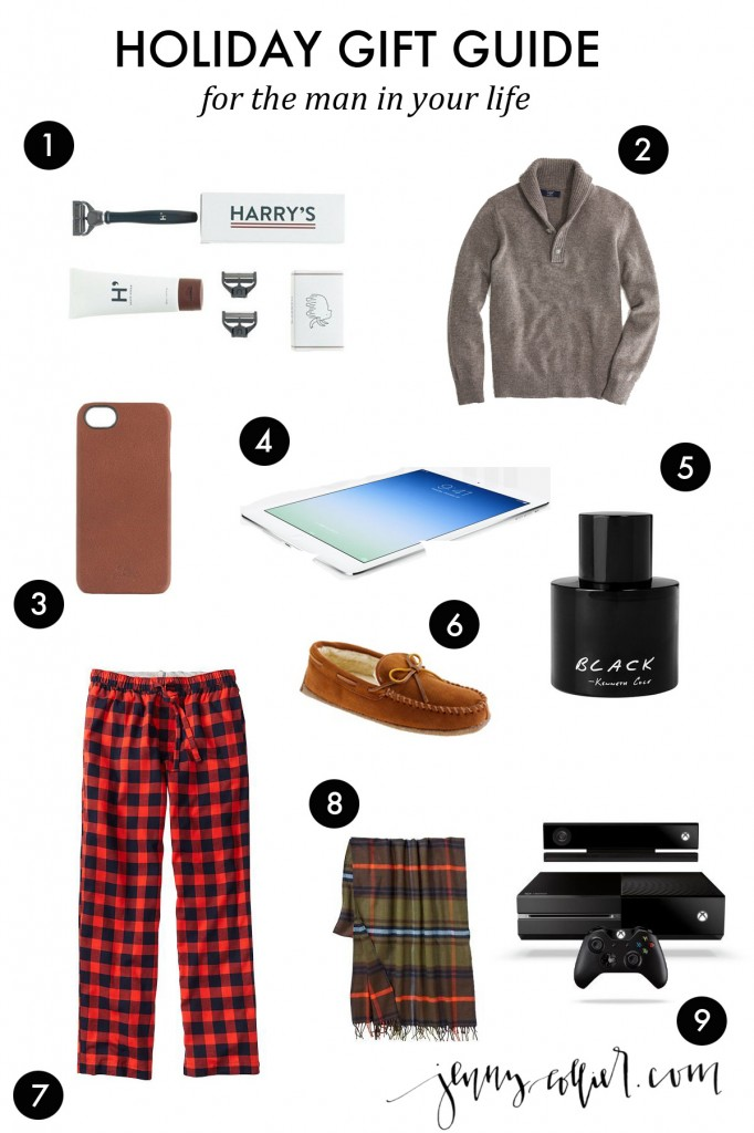 Holiday Gift Ideas For Men Jenny Collier Blog