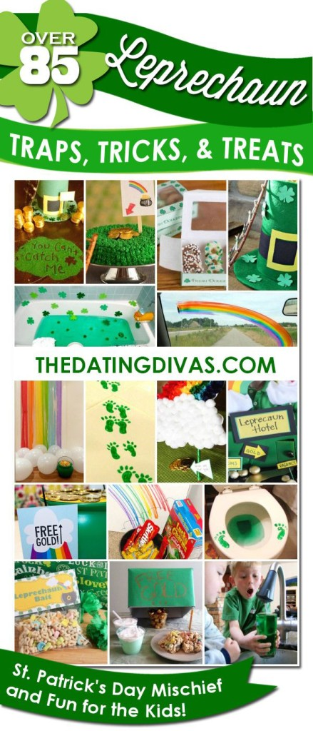 Leprechaun Traps and Tricks