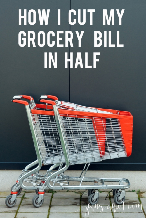Tips for grocery shopping on a budget without coupons.