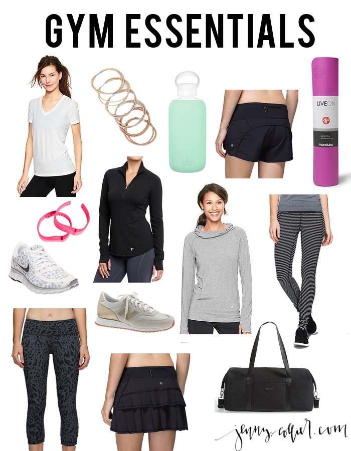 Fitness fashion for the gym buffs or yoga pant wearing Moms.