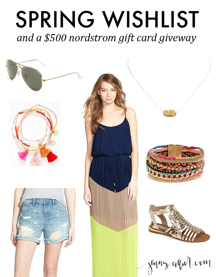 ... Nordstrom gift card. What would I buy with a 500 Nordstrom gift card