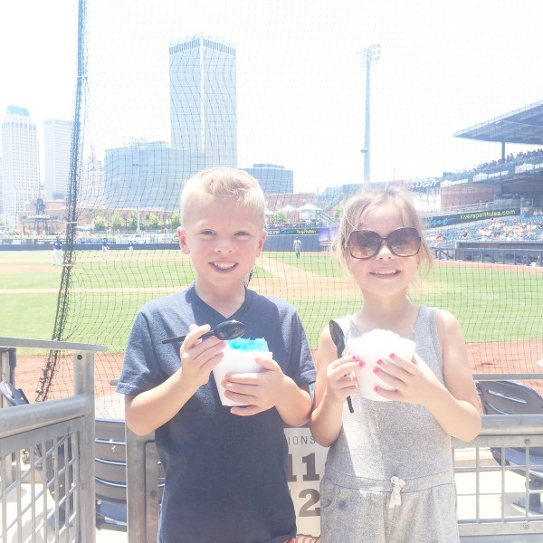 Tulsa Drillers Game