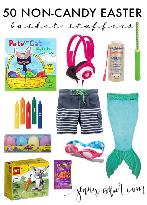 Gifts for kids jenny collier blog 50 non candy easter basket stuffers negle Image collections