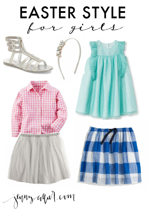 Easter Style for Girls