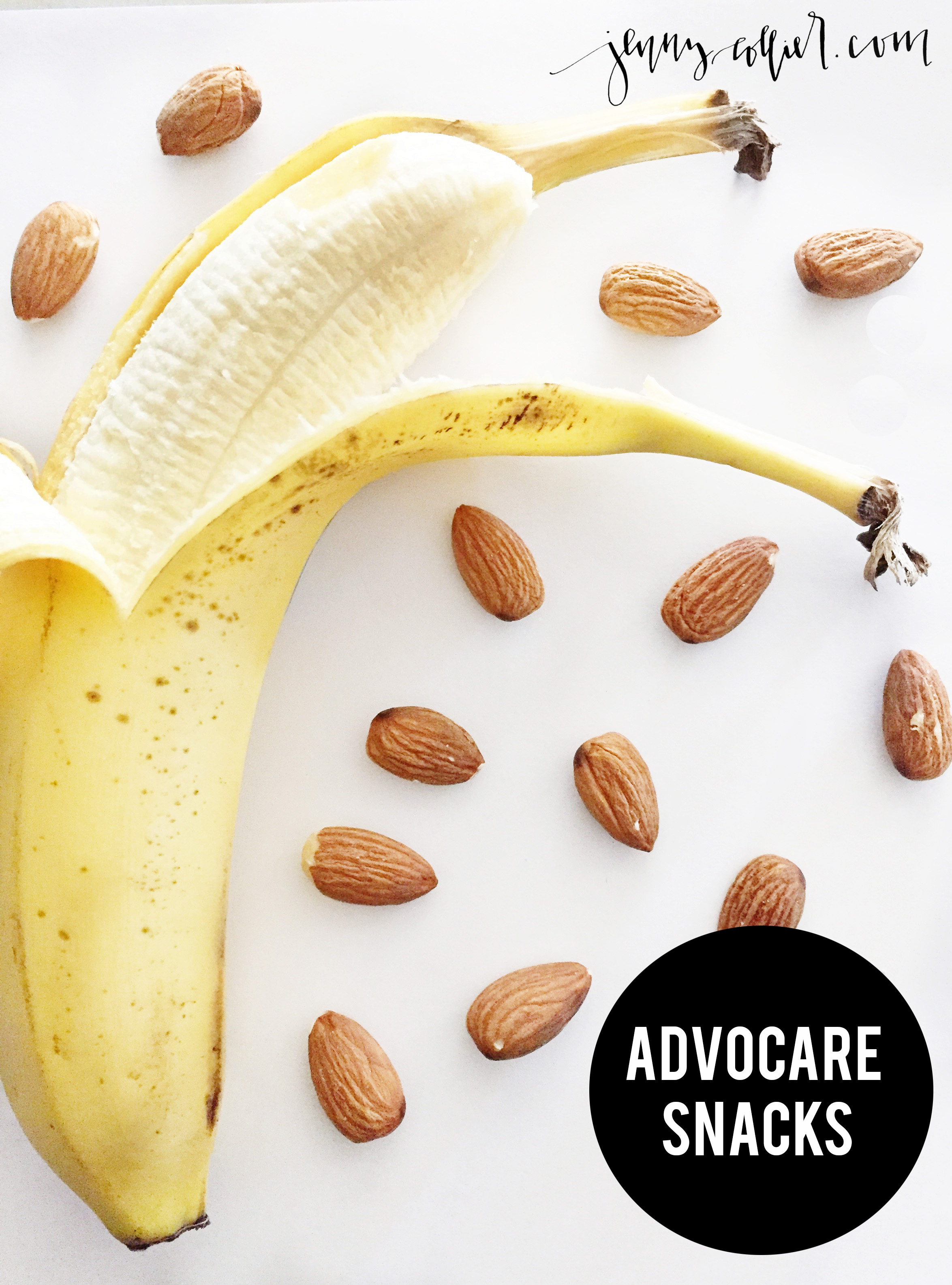 advocare snack list » jenny collier blog
