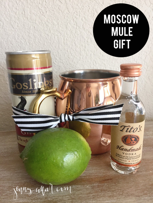 Moscow Mule Gift