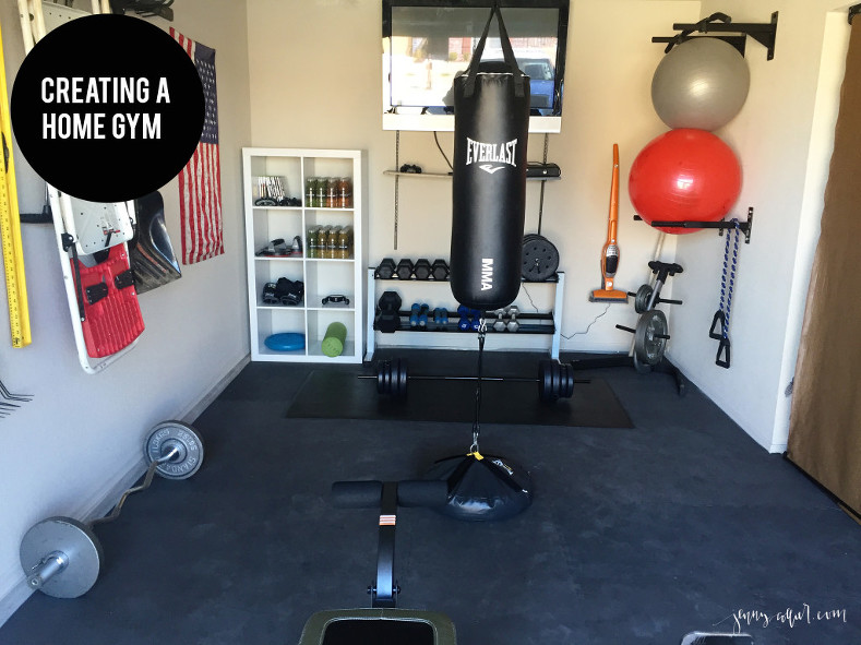 Home gym jenny collier
