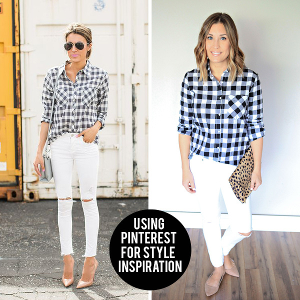 Using Pinterest for Style Inspiration